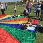 Festa dell' accoglienza.   Scuola dell'infanzia via Demuro e Primaria via Forlanini