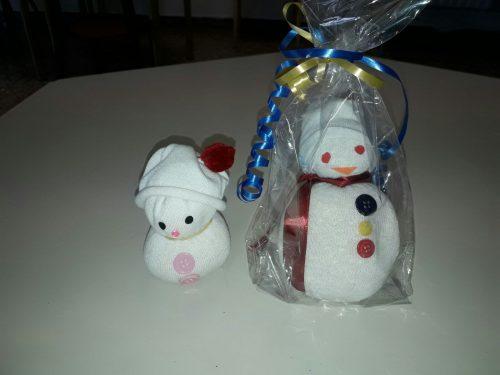Il nostro pupazzo di neve!!!