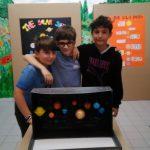 Il Sistema Solare va in mostra!