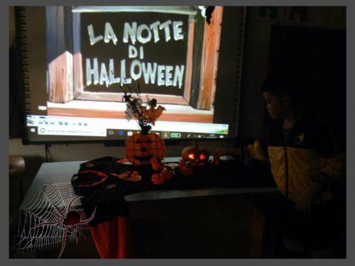 Halloween nella scuola media di Fabrizio de André