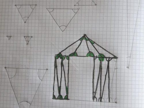 Formiamo Forme con triANGOLI e quadrANGOLI
