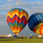 La mongolfiera colorata