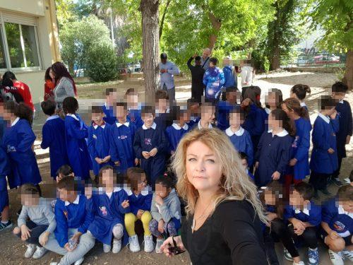 """Visita del Sottosegretario del Miur alla Scuola Pubblica """"Montessoriana"""" del Fabrizio De Andrè."""