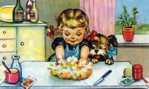 I dolci di nonna Luisa: il salame di cioccolato