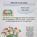 """Open Day – Scuola Primaria """"Fabrizio De André"""""""