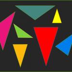 Pentagono: diagonali e triangoli