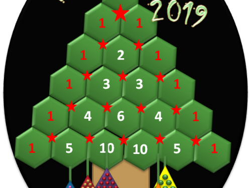 I numeri poligonali nel Triangolo di Tartaglia: i triangolari