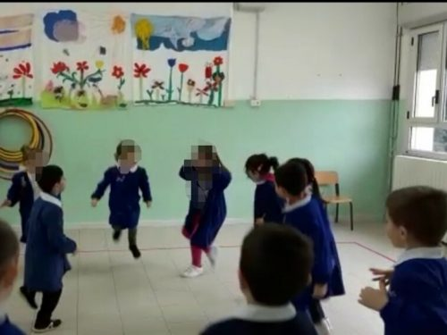 Sport- terapia alla scuola primaria di Bancali!