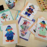 Carnevale nella scuola dell'infanzia di Caniga