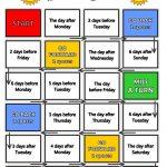 Weather, Days, Months, Seasons! 2° part