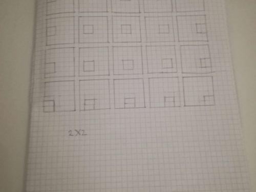 Un gioco di numeri e di quadrati, per la 4^SD