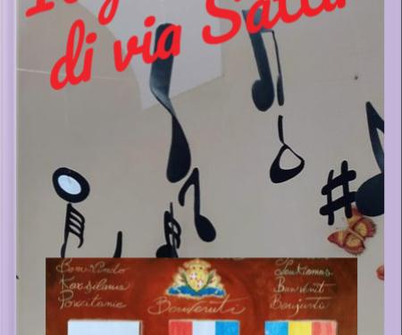 Enjoy  Giornalino di via Satta!!