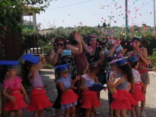 """Festa di fine anno nella Scuola dell'Infanzia della """"Landrigga"""""""